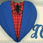 Groom Spiderman