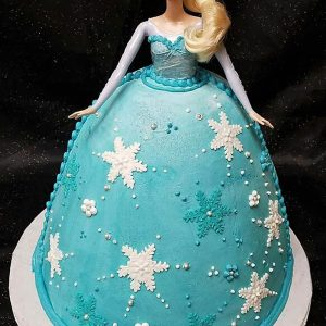 BD Frozen Princess
