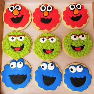 Cookie Faces