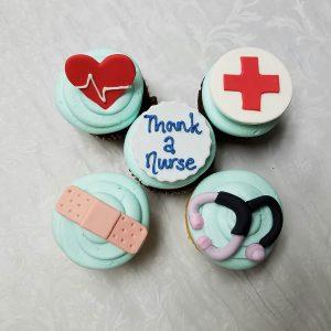 Cupcake Nurse