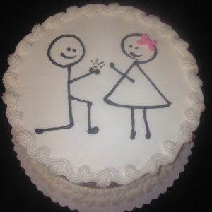 Stick figure proposal