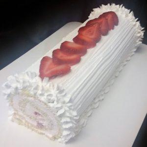 Strawberry Roll