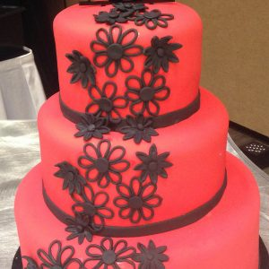 Wedding Red & Black