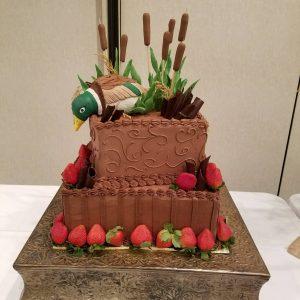 groom cake 2