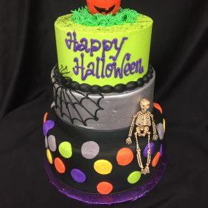 haloween cake